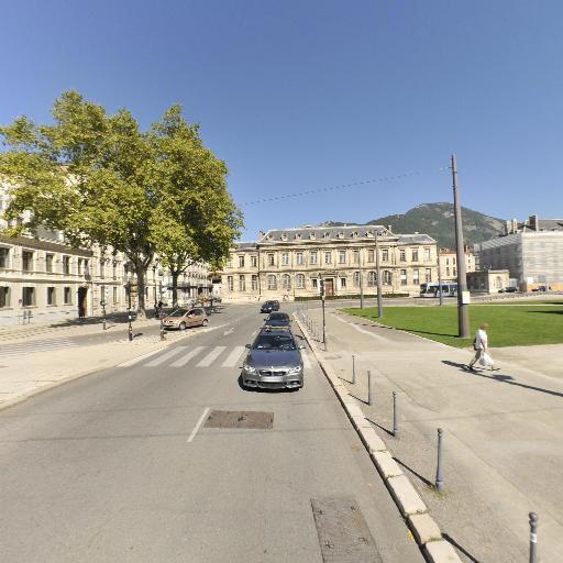 Aire de covoiturage prefecture - Aire de covoiturage - Grenoble