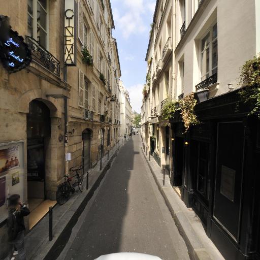 Villa d'Estrées - Restaurant - Paris