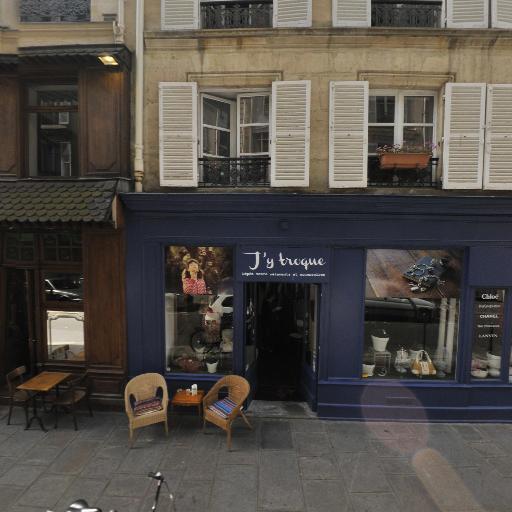 J'y Troque - Dépôt-vente de vêtements - Paris