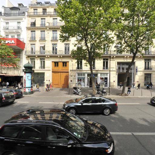 Klépierre - Centre commercial - Paris