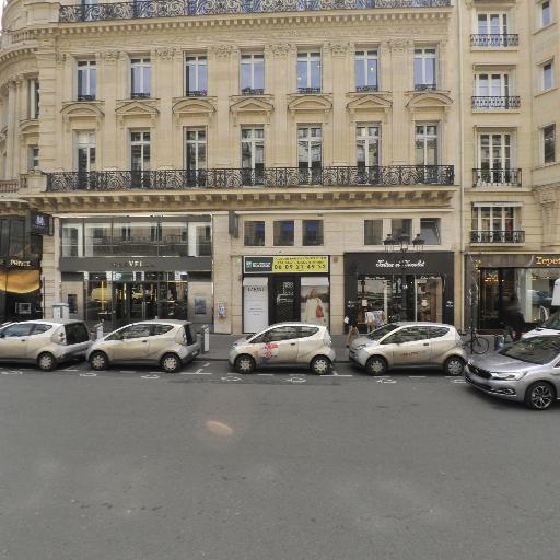 Caisse d'Epargne - Banque - Paris