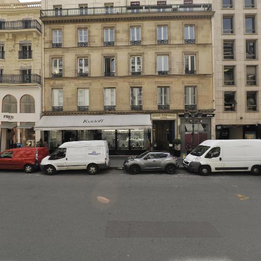 BOA France - Banque - Paris