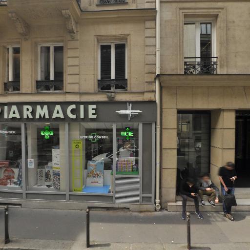Pharmacie De Choiseul - Pharmacie - Paris