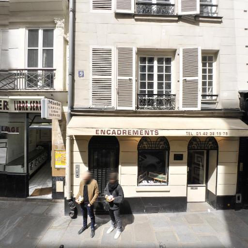 Larroze Jean-Pierre - Encadrement - Paris
