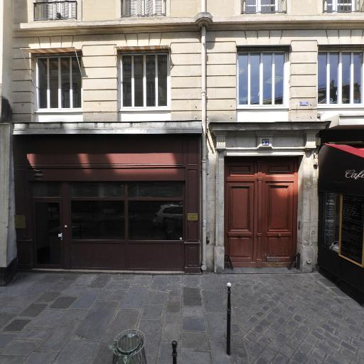 Silos De Bonnières - Agriculture - Paris