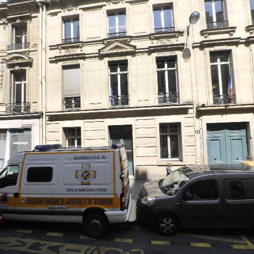 Chambre Nationale Des Huissiers De Justice - Ordre professionnel - Paris
