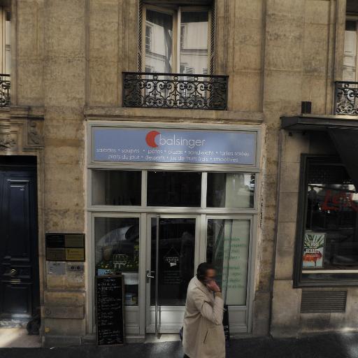 Les Comédiens Paris 9ème - Restaurant - Paris