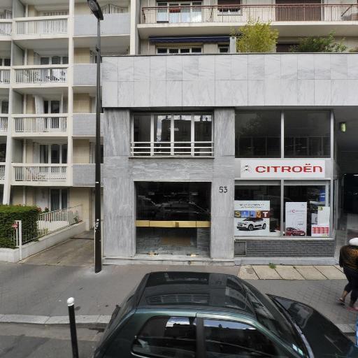 Citroën PSA Retail Boulogne Danjou Concessionnaire - Garage automobile - Boulogne-Billancourt
