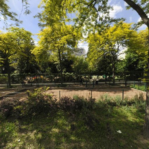 Terrain Jean Guillon - Terrain de pétanque - Boulogne-Billancourt