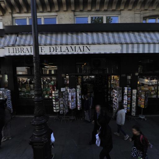 Librairie Delamain - Librairie - Paris