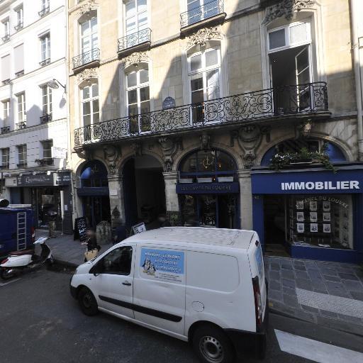 La Galcante - Librairie - Paris
