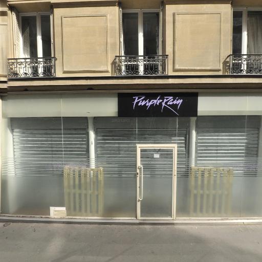 The Cut - Matériel de coiffure - Paris