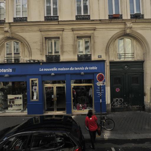 Table Tennis 11 - Fabrication de matériel de sports et loisirs - Paris