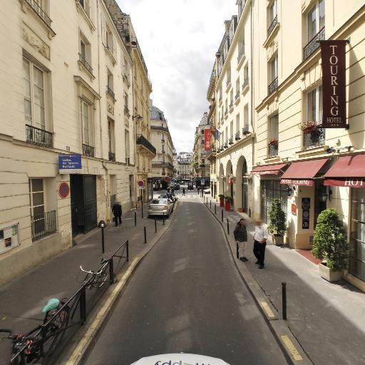 Hôtel Bienvenue - Restaurant - Paris