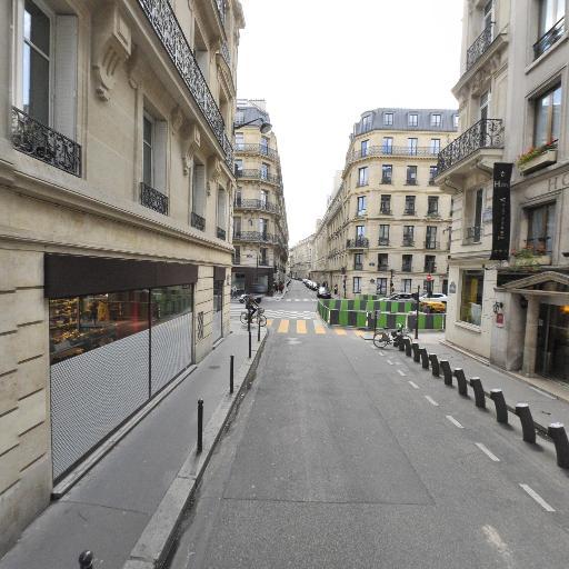 Station Vélib' Taitbout - Châteaudun - Vélos en libre-service - Paris