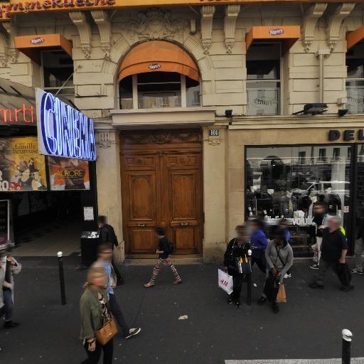 Les Cinq Caumartin - Cinéma - Paris
