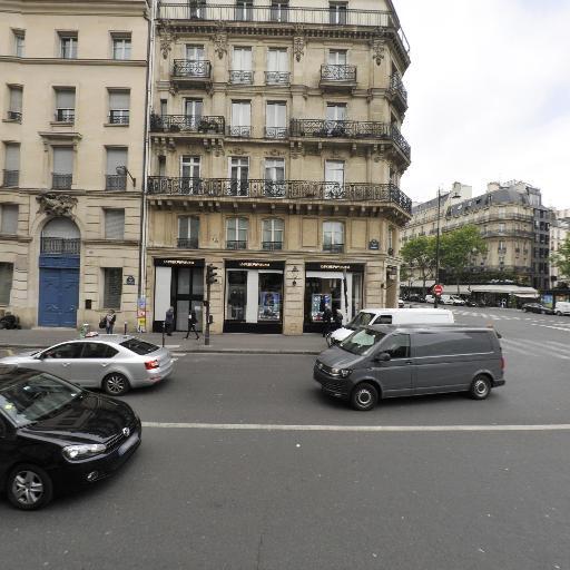 Parking Indigo Rennes Montparnasse - Parking public - Paris
