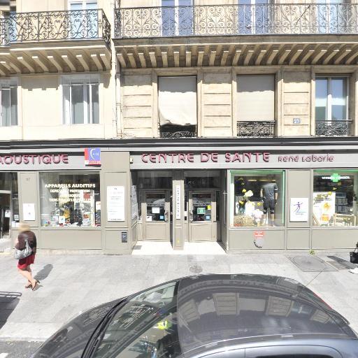 Centre de santé René Laborie uMEn Médical - Centre dentaire - Paris