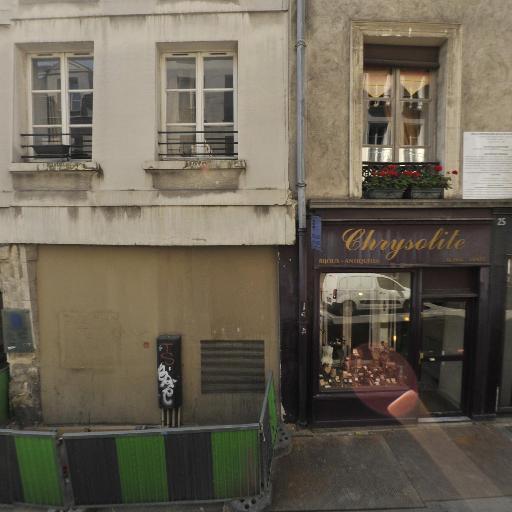 Pellet Patrice - Artisanat d'art - Paris