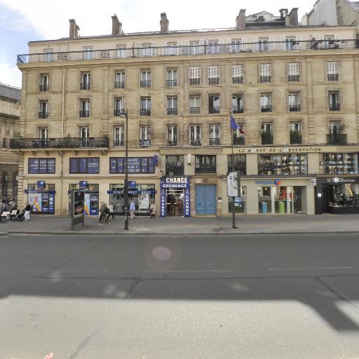 SARL Rivoli Exchange - Bureau de change - Paris