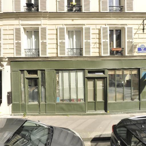 Gallery Shop Vegan Coffee - Café bar - Paris