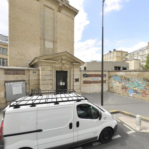 Gymnase Lavoisier - Gymnase - Paris