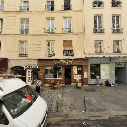La Tulipe - Boucherie charcuterie - Paris