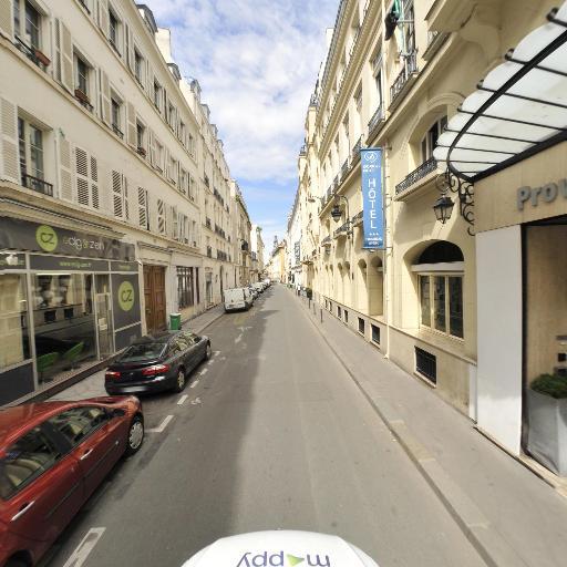 Hôtel Vacances Bleues Provinces Opera - Restaurant - Paris
