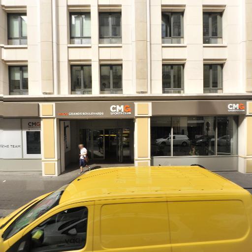 Cmg Sport Waou Grands Boulevards - Salle de sport - Paris