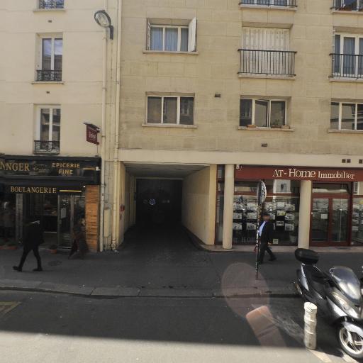 Square Blache - Parc et zone de jeu - Paris