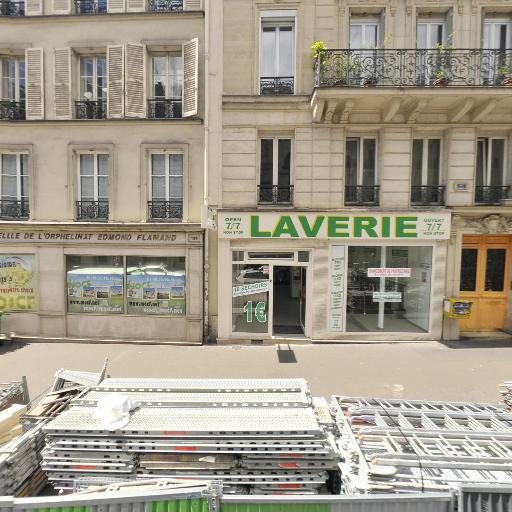 Laverie Self-service - Laverie - Paris
