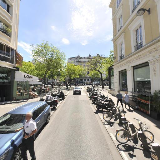Station Vélib' Hauteville - Bonne Nouvelle - Vélos en libre-service - Paris