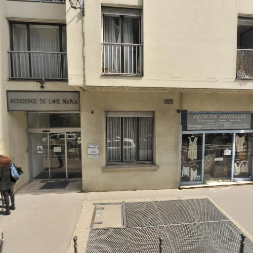 Club Sénior Ave Maria CASVP - Association culturelle - Paris