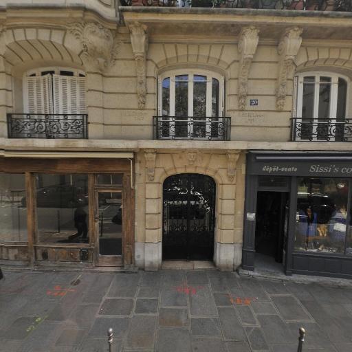 Sainsaulieu Gérard - Architecte - Paris