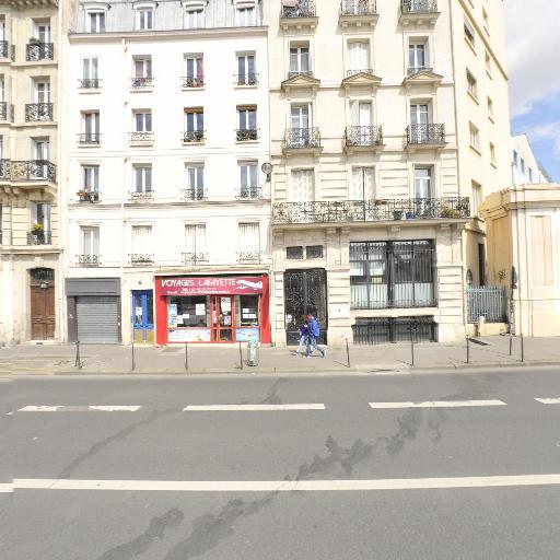 Bérangère Ginsbach - Masseur kinésithérapeute - Paris