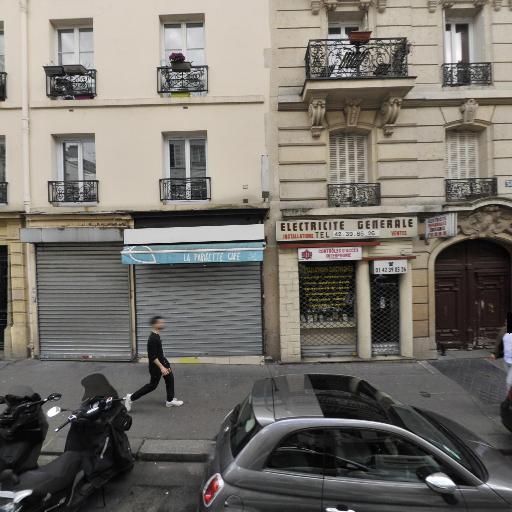 Prires Fontinha - Masseur kinésithérapeute - Paris