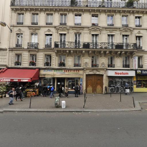 Tour Entreprise - Entreprise de peinture - Paris