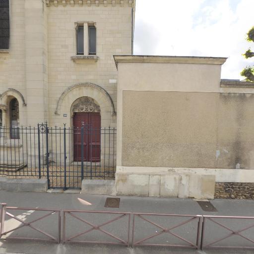 Église Saint-Jean et d'Hulst - Église - Versailles