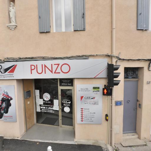 CER Punzo Saint Julien - Auto-école - Marseille