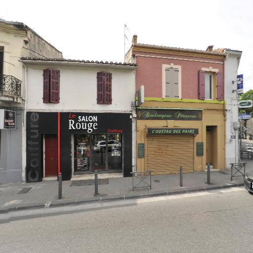 Le Salon Rouge - Coiffeur - Marseille