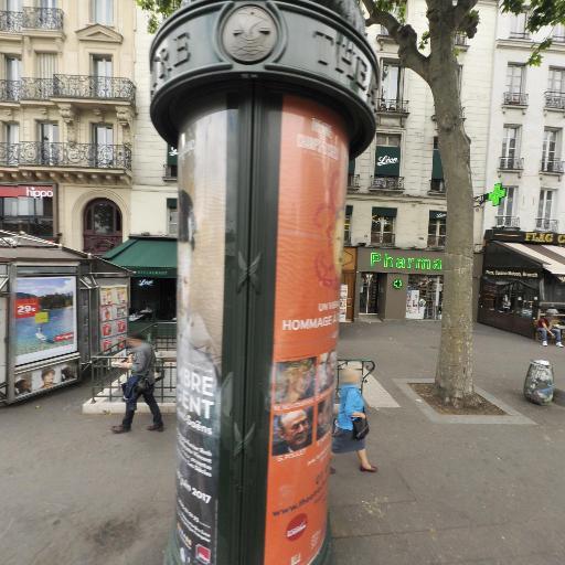 Léon De Bruxelles - Bastille - Lieu - Paris