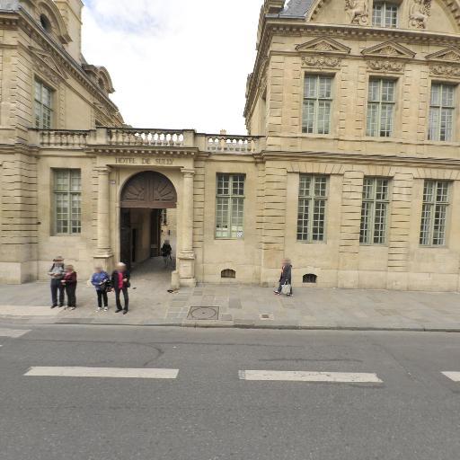 Hôtel de Sully - Attraction touristique - Paris