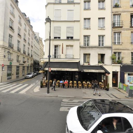 Café Le Jean Bart - Café bar - Paris