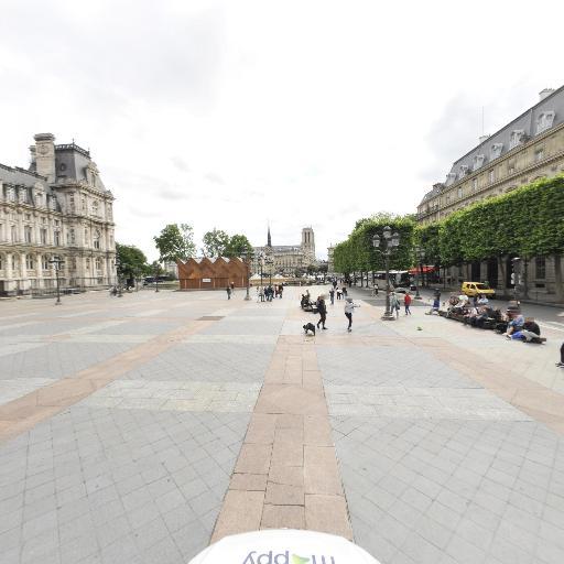 Camille et sa came - Bouquiniste - Paris