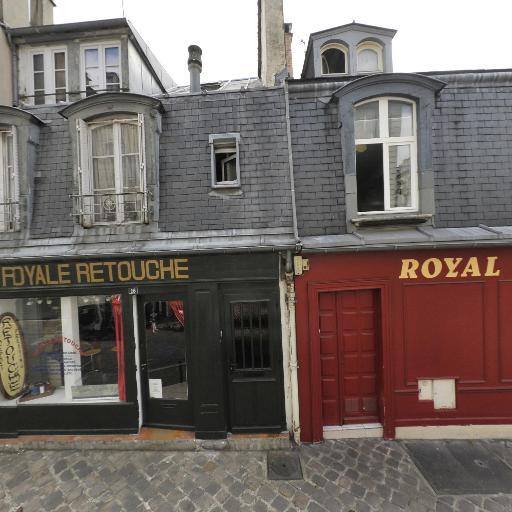 Royale Retouche - Laverie - Versailles