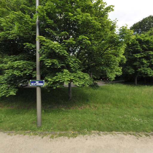 Parking Carrefour de la Porte Verte - Parking - Marnes-la-Coquette