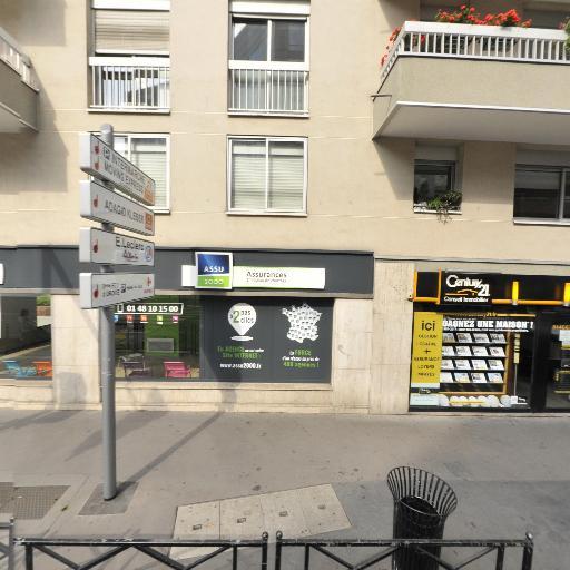 CENTURY 21 Conseil Immobilier - Agence immobilière - Courbevoie
