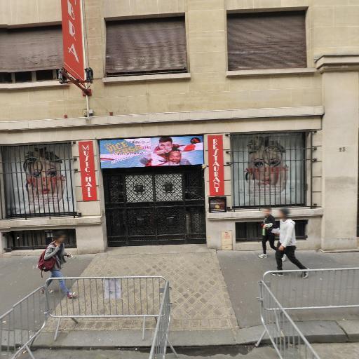 Alhambra-Théâtre Music Hall - Salle de concerts et spectacles - Paris