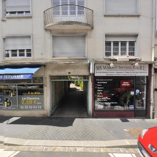Boulangerie Pâtisserie Delangle - Boulangerie pâtisserie - Versailles