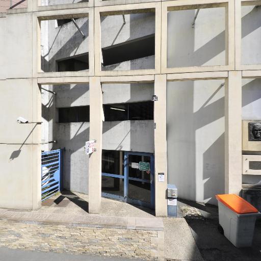 Parking Marcel Paul - Parking public - Niort